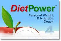 DietPower 4.0 logo screen